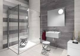 Grey Modern Bathroom Grey Lappatto Bathroom Contemporary Bathroom Brisbane By