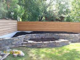 amazing garden fence ideas exciting garden landscaping ideas nice