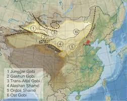 Mongolian Empire Map Gobi U2013 Wikipedia