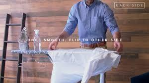 menlo house u0026 five four present how to iron a dress shirt youtube