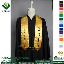 custom graduation sashes graduation stole graduation stole suppliers and manufacturers at