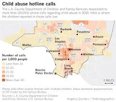 Los Angeles County Zip Code Map by Inside A Mom U0027s Months Long Fight To Get Back Her Children La Times