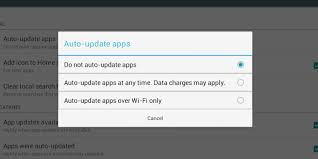 app updates android how to keep specific android apps from auto updating make tech