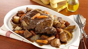 mccormick turkey recipes thanksgiving slow cookers red wine pot roast mccormick