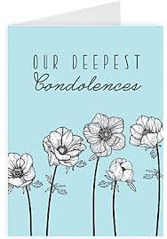 condolences greeting card sympathy cards online free delivery serenataflowers