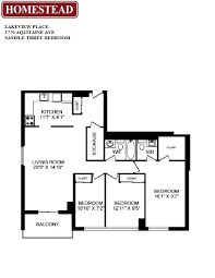 apartments lake view floor plans lakeview place homestead lake