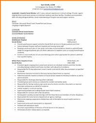 Direct Care Worker Resume Sample 10 Social Worker Resume Sample Science Resume