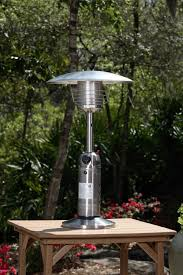 Fire Sense Mocha Patio Heater by Fire Sense Table Top Patio Heater Home Design Ideas And Pictures