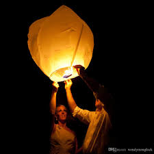 Best Halloween Lights by Sky Kongming Wishing Lantern Flying Balloon Light Chinese Sky