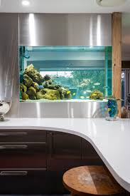 uncategories kitchen aquaponics giant aquarium kitchen island