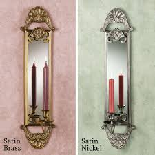 Mirrored Wall Sconce Vintage Mirrored Wall Sconces U2022 Wall Sconces