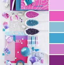 color scheme purple magenta u0026 turquoise inspiration pinterest