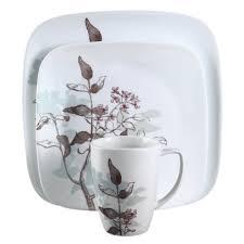 cheap square corelle dinnerware find square corelle dinnerware