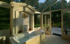 salle de bain romantique photos bains en amoureux châteauneuf les bains ville deau et dhistoire