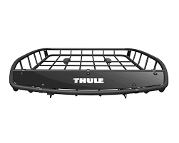 Ors Roof Racks by Thule Canyon 859 Roof Top Cargo Basket Orsracksdirect Com