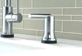 no touch kitchen faucets delta no touch faucet bathroom faucet delta touch faucet kitchen