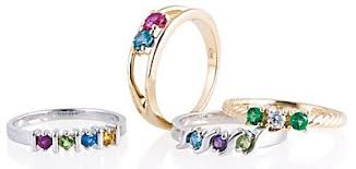 cheap mothers rings birthstone mothers rings stuller family jewelry