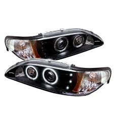 Black 98 Mustang 1994 1998 Mustang Head Lights Mrbodykit Com The Most Diverse