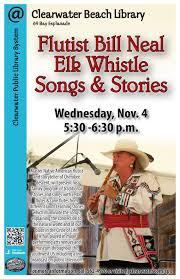 M El K He Bill Neal Elk Whistle