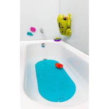 boon ripple bathtub mat blue walmart