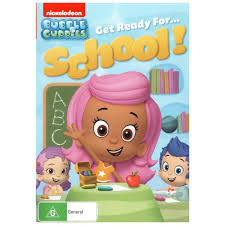 bubble guppies get ready for dvd big w