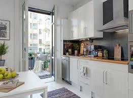 cuisine petit espace design aménager une cuisine 40 idées pour le design magnifique