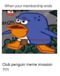 Penguin Memes - 25 best memes about club penguin meme club penguin memes