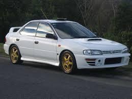 subaru impreza sedan 1992 subaru impreza 1 generation sedan pics specs and news