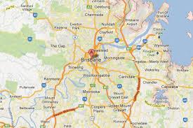 Chicago Botanic Garden Map by Brisbane Map Maps Brisbane Australia