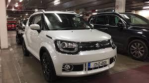 Suzuki Ignis Interior Suzuki Ignis 2017 Interior Lookaround Youtube