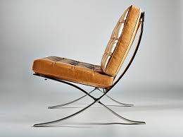 Tan Leather Chair Sale Fascinating Tan Barcelona Chair 52 For Layout Design Minimalist