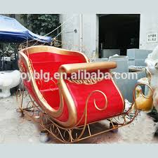 santa sleigh for sale decorative christmas santa sleigh decorations indoors or outdoors