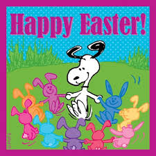 snoopy easter wallpaper downloadwallpaper org