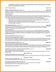 Military Experience Resume 7 Resume Leadership Skills Bird Drawing Easy
