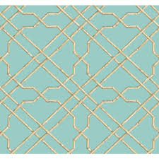 york wallcoverings tropics bamboo trellis wallpaper at7077 the