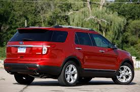 Ford Explorer Ecoboost - ford explorer news photos and reviews autoblog