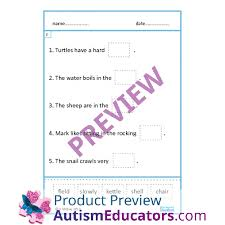 the sentence cut u0026 paste worksheets