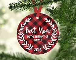 christmas gifts for mom ornament personalized christmas