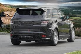 range rover sport custom wheels mansory range rover sport svr aerodynamics