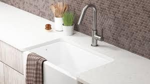 fireclay kitchen sinks proterra m125 prochef