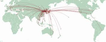 Alaska Airlines Destinations Map by Far Flung Places How To Get To Mongolia Using Miles Frugal