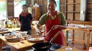 Thai Country Kitchen The Chiang Mai Thai Farm Cooking Youtube