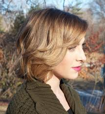 medium length curly bob hairstyles 50 gorgeous wavy bob hairstyles with an extra touch of femininity