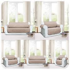 Quilted Sofa Covers New Beige Quilted Furniture Protector Sofa Cover Imperial Rooms