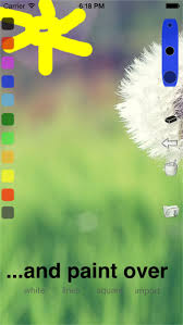 paper block notes draw paint sketch on your photo free on
