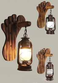 Vintage Bedroom Lighting by Ferr Shipping Ems Style Antique Vintage Lantern Wall Lamp Lamps