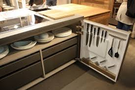 clever design features that maximize your kitchen storage