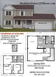 two story mobile home floor plans specials and incentives modular homes il two story modular home