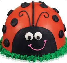 ladybug birthday cake baskin robbins ladybug cake