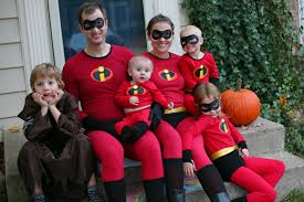 The Incredibles Family Halloween Costumes by Music For Tots Parenting Tip 64 The Incredibles